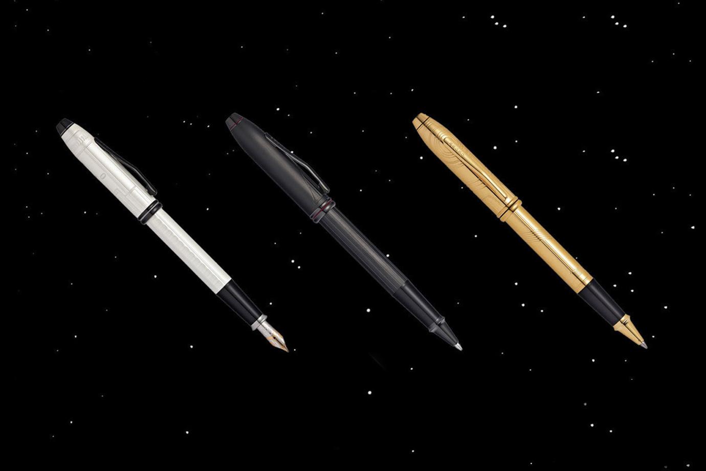 Star Wars x Bezar x Cross Limited Edition Townsend Pens