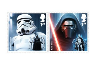 'Star Wars: The Force Awakens' Limited Edition Stamps