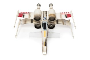 'Star Wars: The Force Awakens' X-Wing Starfighter and Millennium Falcon Drones