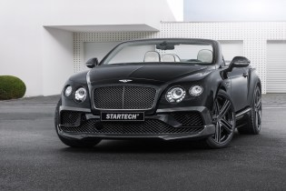 STARTECH Improves the Bentley Continental and Flying Spur