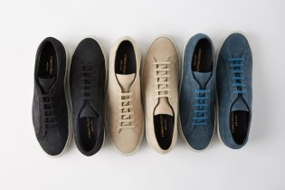 Steven Alan x Common Projects 2015 Fall/Winter Collection