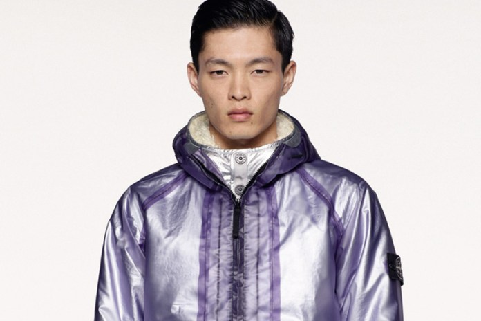 Stone Island 2015-2016 Fall/Winter 6315 Poly Composite Collection