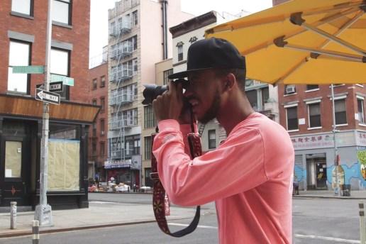 'Street Shots' With Steve Sweatpants of 'Street Dreams' Magazine