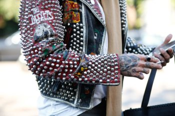 Streetsnaps: Milan Fashion Week September 2015 - Part 2