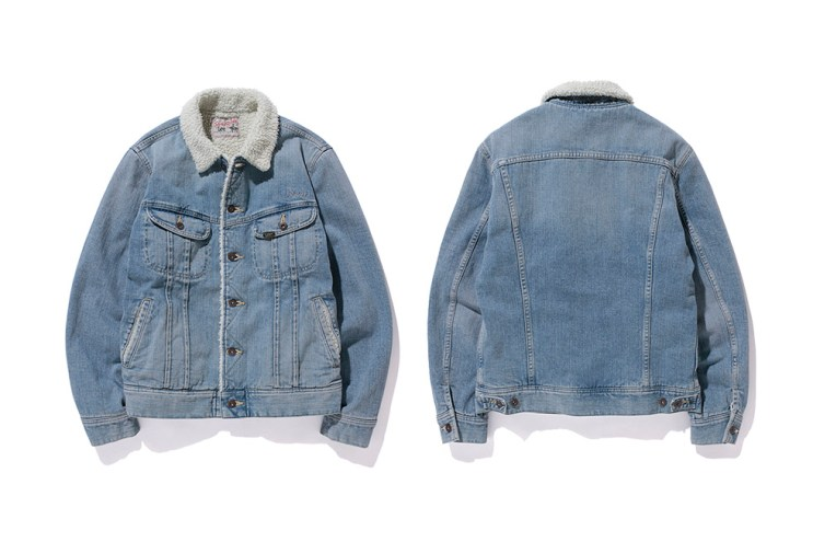 Stussy x Lee 2015 Fall Collection