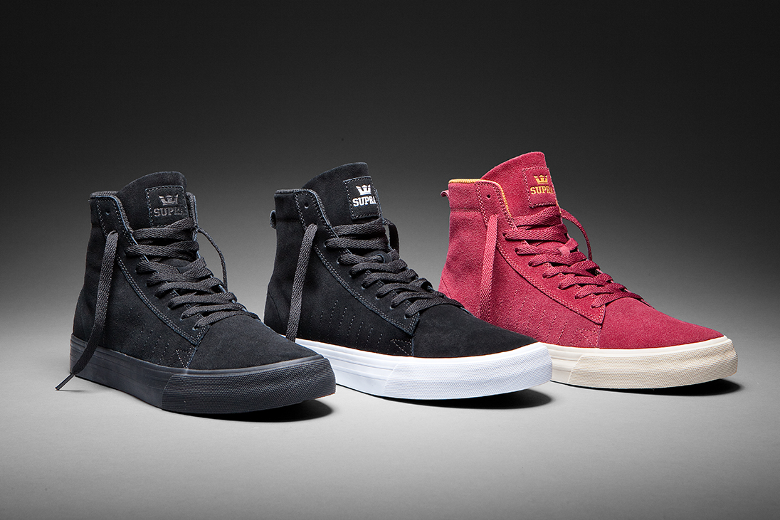 SUPRA Introduces the Belmont High