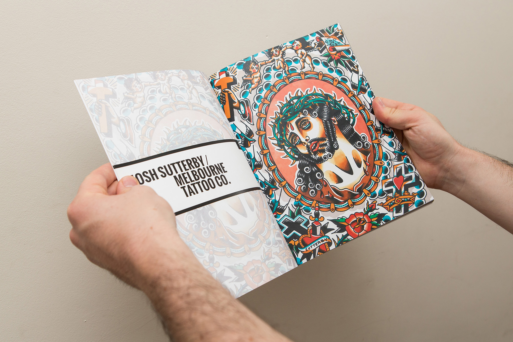 'Swallows & Daggers' Zine Launches With an Issue on Religious Tattoos