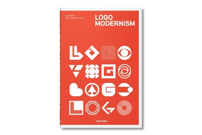 TASCHEN's 'Logo Modernism' Is the Definitive Guide to Modern Trademarks