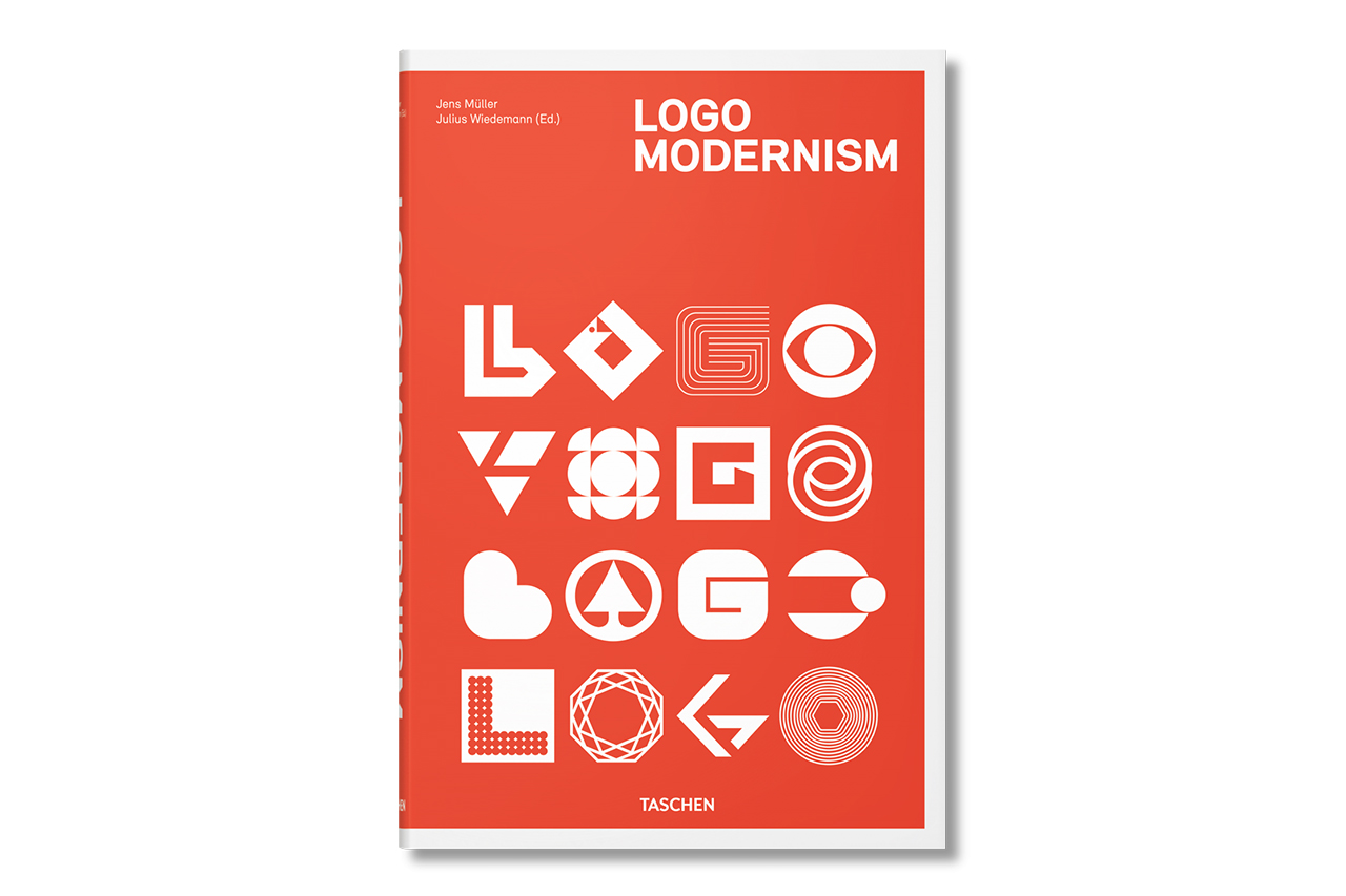 TASCHEN's 'Logo Modernism' Is the Definitive Guide to Modern Trademarks