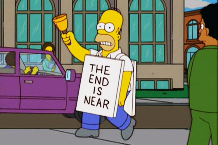 'The Simpsons' Producer Hints the Show Will End After 30 Seasons