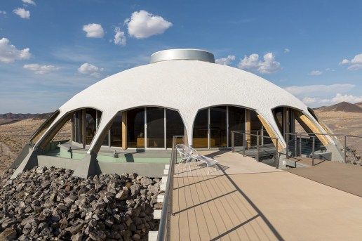 The Volcano House Is a Mojave Desert Sanctuary