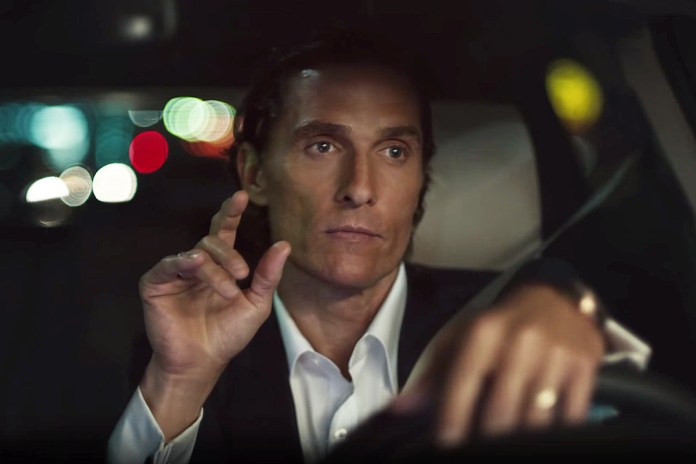 These Ads for Lincoln Starring Matthew McConaughey Ooze Class