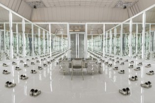 Thom Browne Pop-Up Installation at Le Bon Marché Rive Gauche