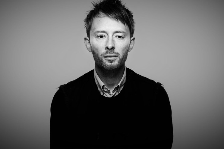 "Thom Yorke Premieres ""Villain"" at rag & bone 2016 Spring/Summer NYFW Show"