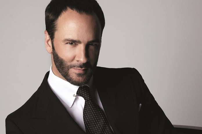 Tom Ford Will Not Be Showing His Collection at London Fashion Week Anymore