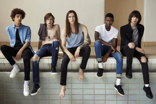 Topman 2015 Fall/Winter Denim Campaign