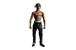 Travi$ Scott 'Rodeo' Action Figure Now Available for Pre-Order