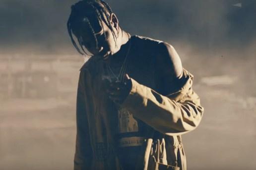 """Travi$ Scott """"Antidote"""" Music Video"""