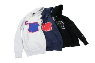 Undefeated x Champion Japan 2015 Capsule Collection