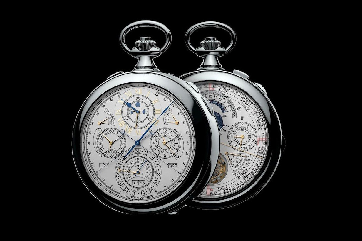 Vacheron Constantin Reference 57260 Pocket Watch