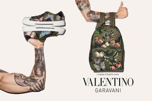 Valentino 2015 Fall/Winter Accessories Campaign by Terry Richardson