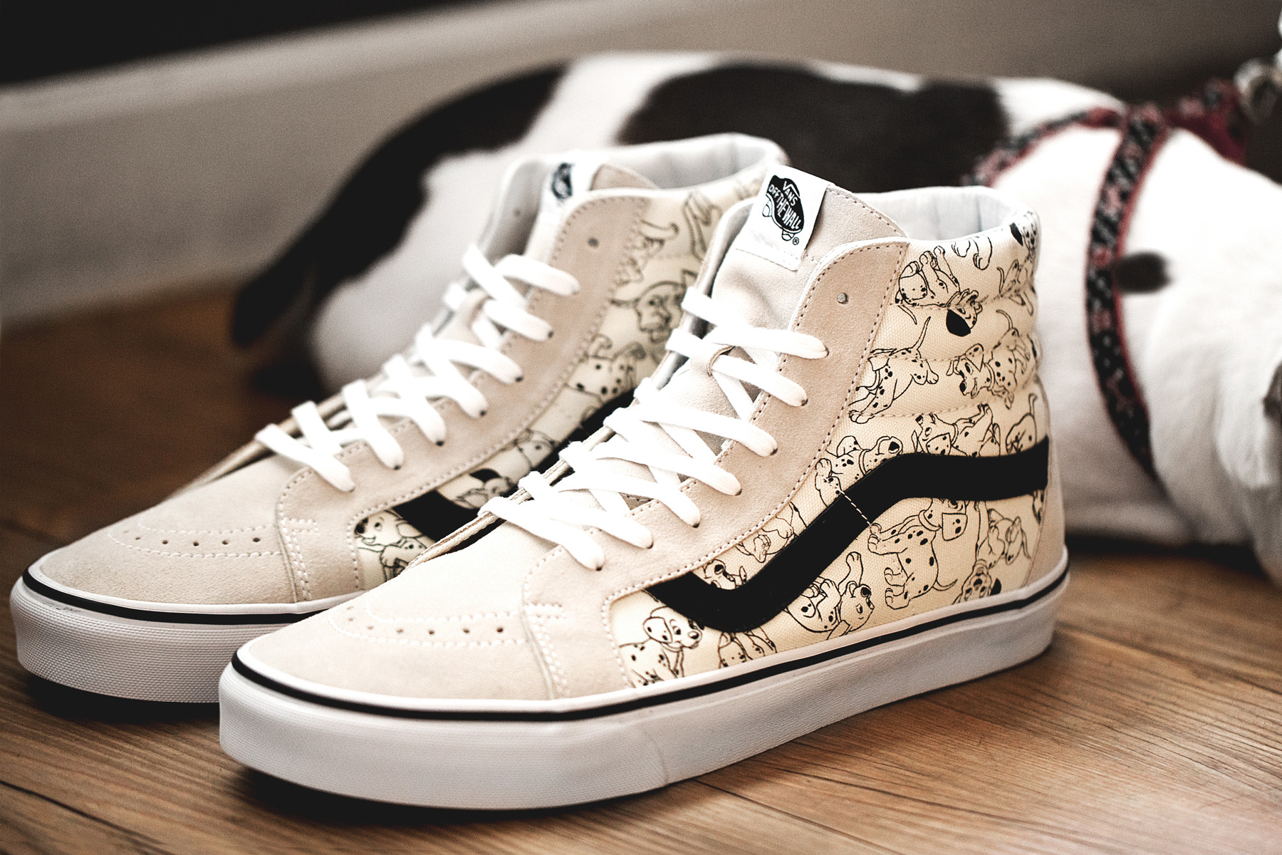 "Disney x Vans 2015 Fall ""101 Dalmatians"" Pack"