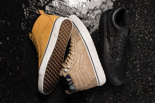 "Vans 2015 Fall ""Mountain Edition"" Collection"