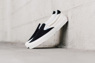 "Vans Vault OG Slip-On 59 LX ""Black/Marshmallow"""