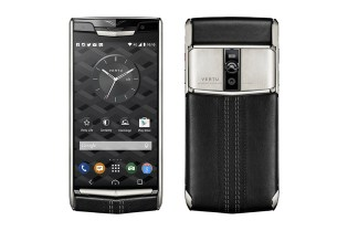 Vertu Unveils its Updated Signature Touch