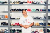 Victor Cruz Opens up His Closet