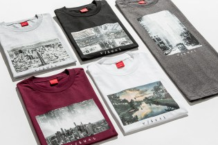 V/SUAL City Series Collection Exclusively at PacSun