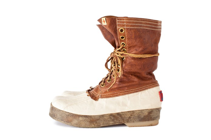 visvim 2015 Fall/Winter DECOY DUCK BOOT ALU-FOLK