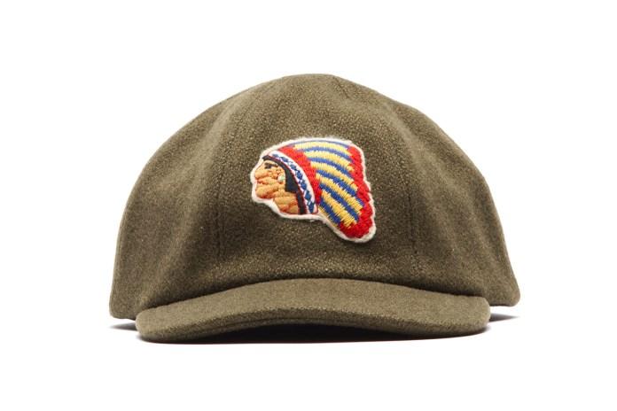 visvim Honus Cap Eagle Feathers