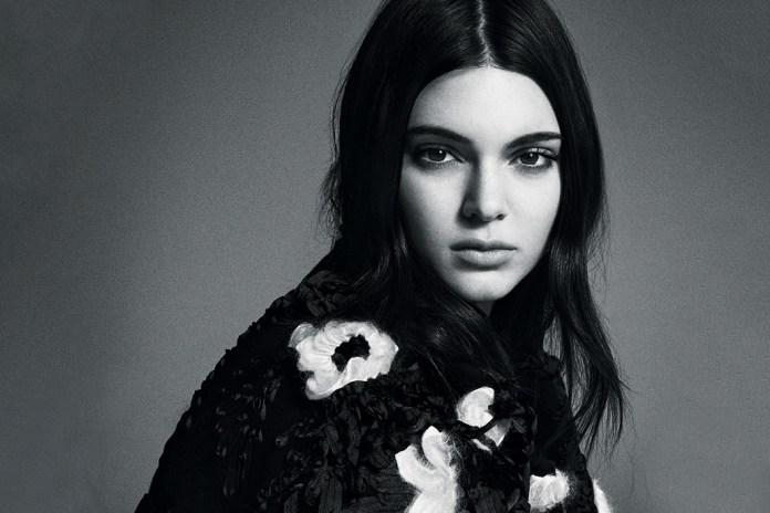 'Vogue' Japan November 2015 Featuring Kendall Jenner