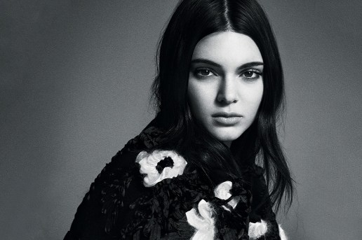 'Vogue' Japan November 2015 Featuring Kendall Jenner
