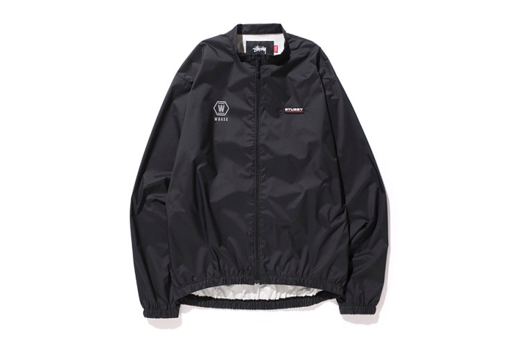 W-BASE x Stussy 2015 Fall Collection