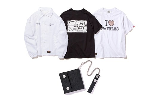 WTAPS x Vault by Vans 2015 Fall Apparel & Accessories