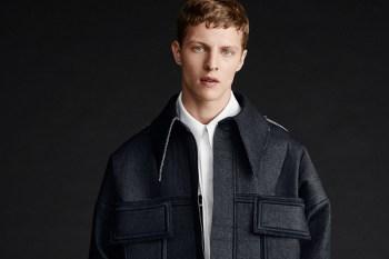 Ximon Lee x H&M 2015 Fall/Winter Lookbook