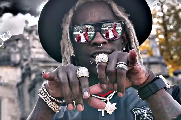 """Young Thug """"Power"""" Music Video"""