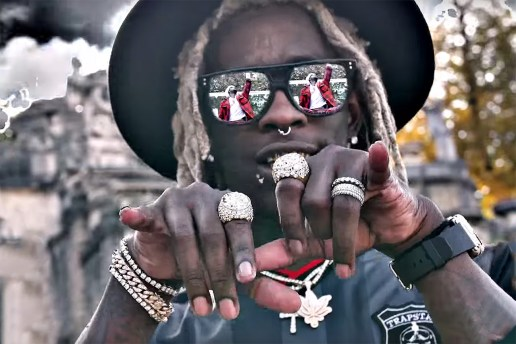 "Young Thug ""Power"" Music Video"