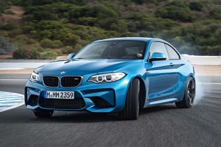 BMW Unveils the All-New 2016 M2