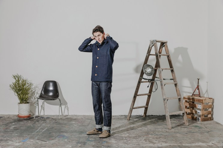 3sixteen 2015 Fall/Winter Lookbook