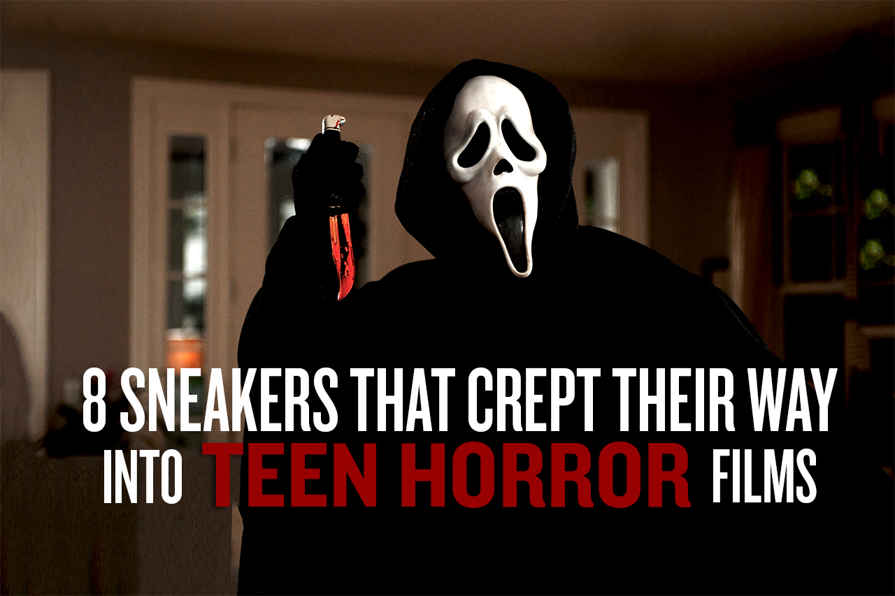8 Sneakers That Crept Their Way Into Teen Horror Films