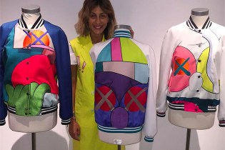 A First Look at KAWS' Collaborative Capsule Collection With Mira Mikati
