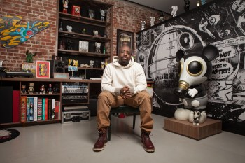 A Star Wars-Inspired Creative Space - The Compound New York
