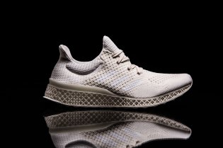 adidas Unveils 3D-Printed Performance Footwear