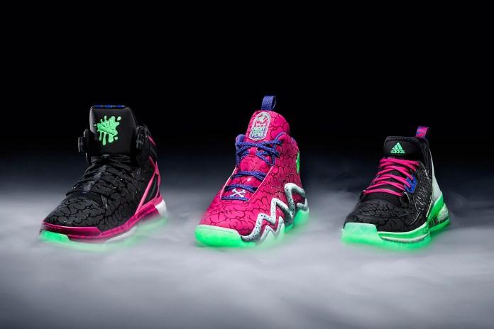 "adidas ""Ballin' Dead"" Halloween Pack"