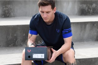 "adidas Unveils the Limited Edition Messi 15 ""10/10"""