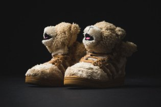 "adidas Originals by Jeremy Scott JS Bear ""Tan"""