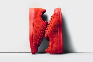 "adidas Originals Superstar RT ""Red Suede"""